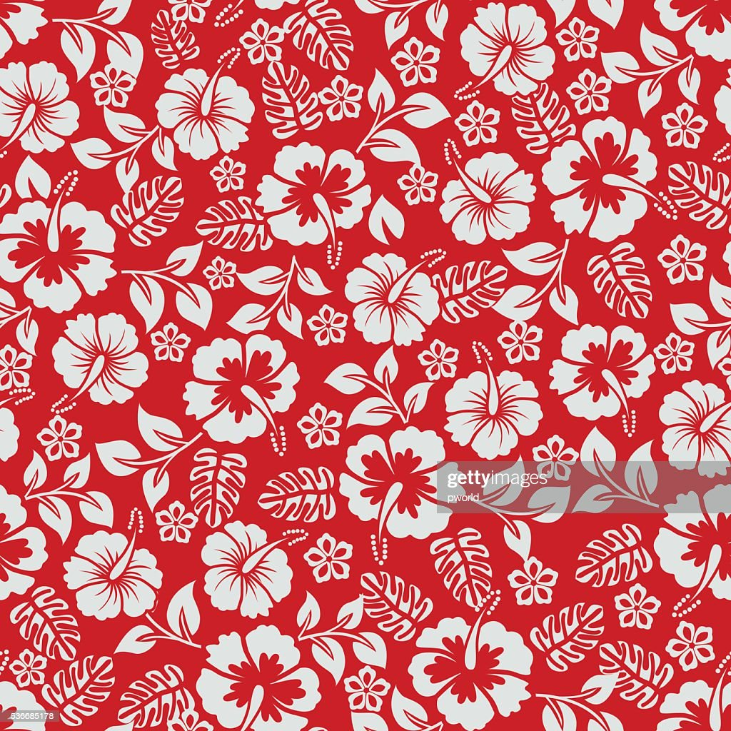 Floral pattern .