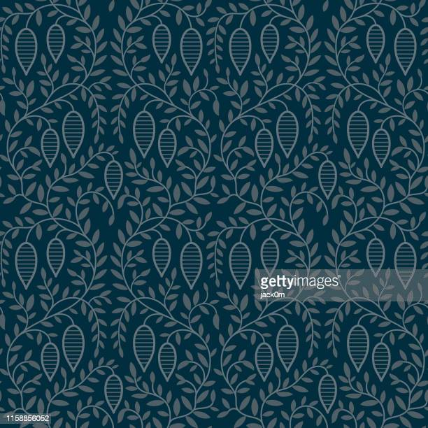 floral seamless pattern - 1900 stock illustrations