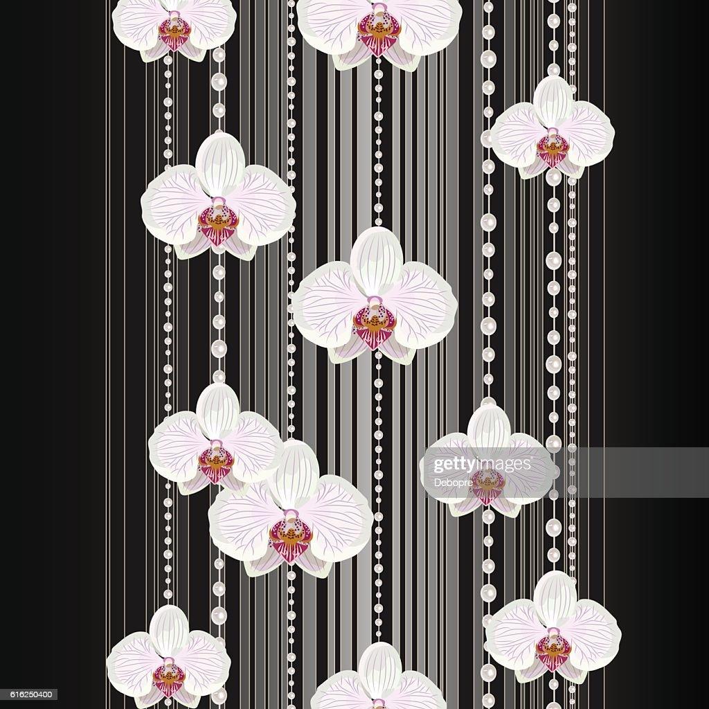 Floral vector fondo.   : Arte vectorial
