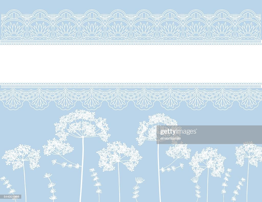 floral wedding invitation blank menu template vector art getty images