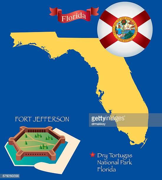 Florida, Fort Jefferson