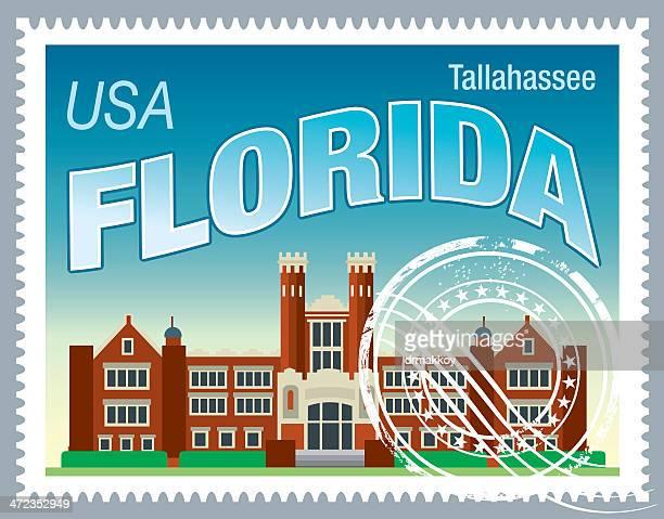ilustrações, clipart, desenhos animados e ícones de selo da flórida - estados da costa do golfo