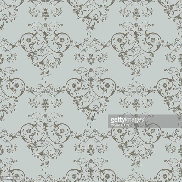 Flourish Pattern (Seamless)