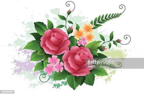 Blumen-Design