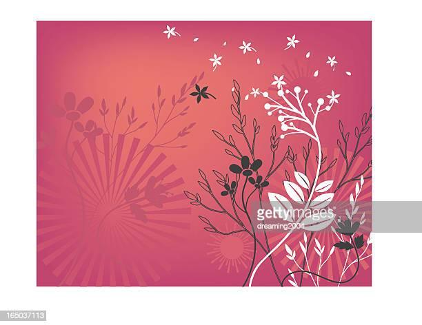 flower element design