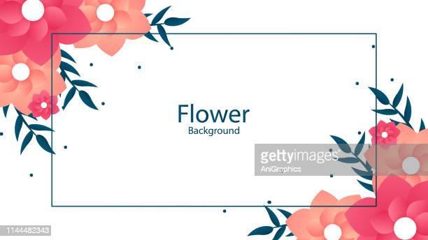 flower pattern background - mandalas india stock illustrations
