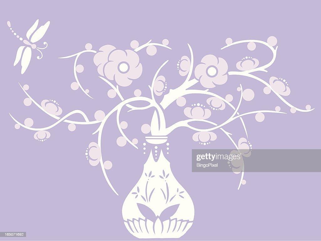 Flower & Vase