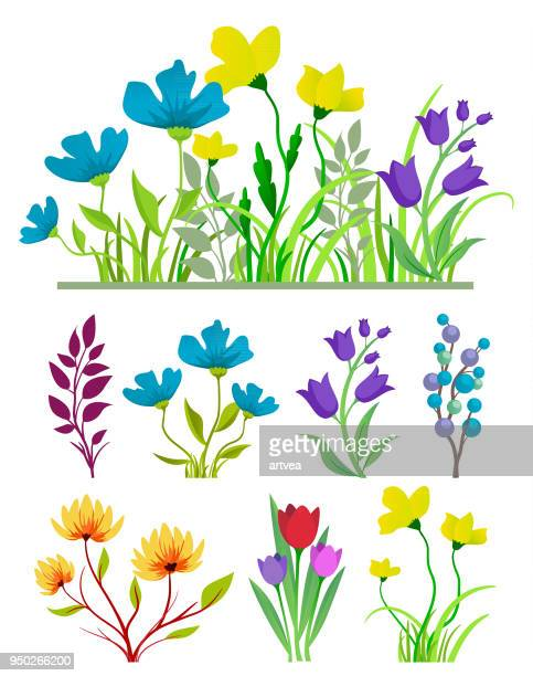 7 727 Iillustrations Cliparts Dessins Animes Et Icones De Bouquet De Fleurs Getty Images