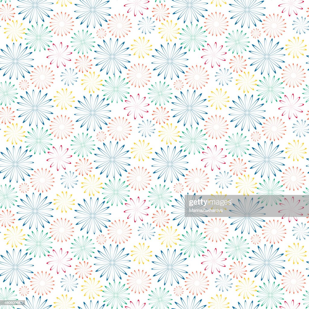 Flowers : Vector Art