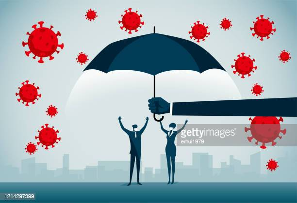 ilustrações, clipart, desenhos animados e ícones de vírus da gripe - immune system