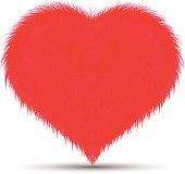 Fluffy/Furry Heart