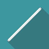 Fluorescent tube lamp