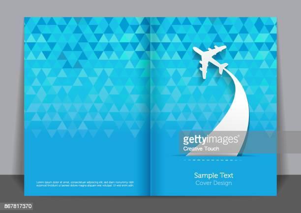 ilustraciones, imágenes clip art, dibujos animados e iconos de stock de diseño de la cubierta de la mosca - libros volando