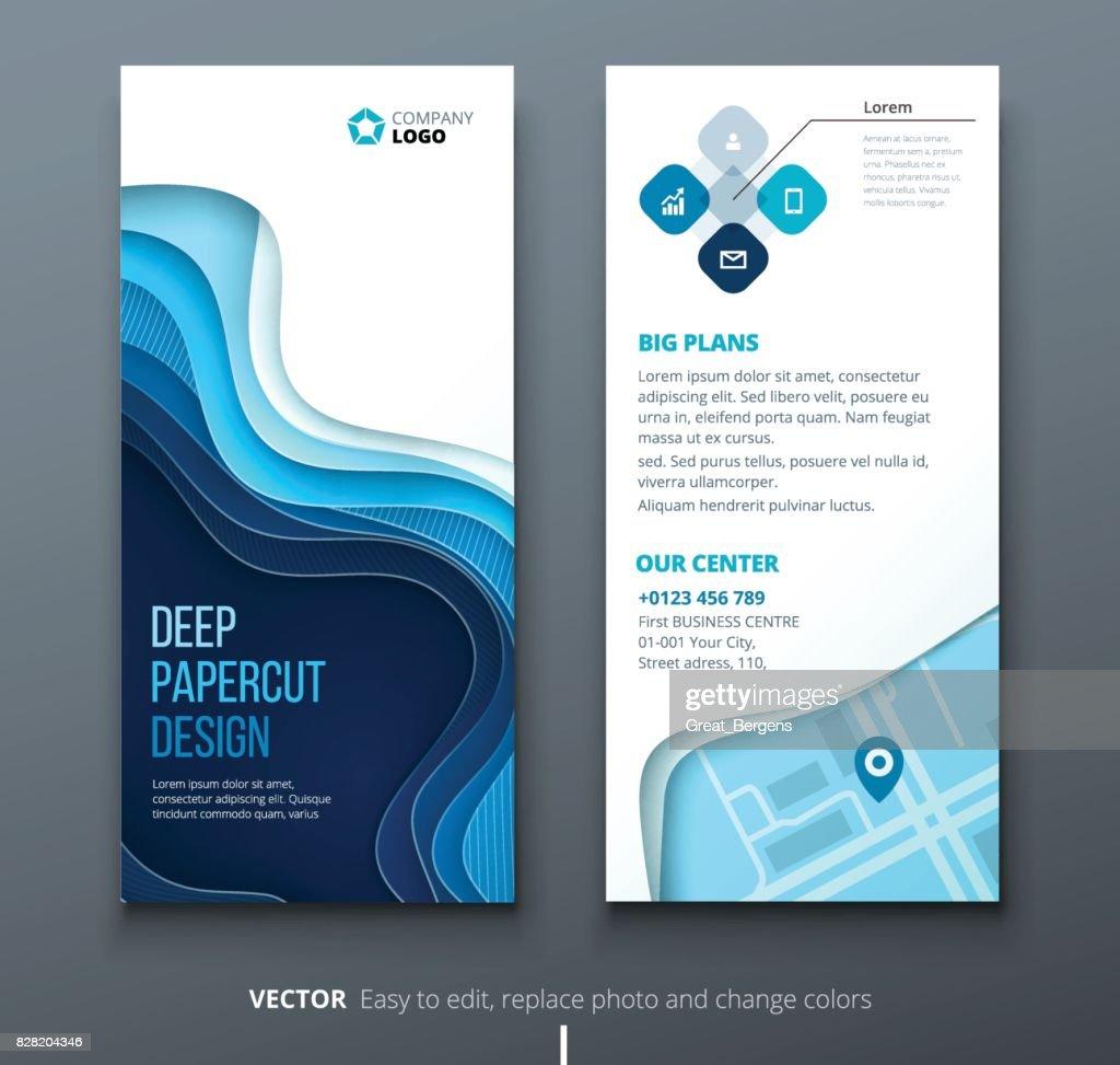 Dl Flyer Design Corporate Business Template For Brochure Or Flyer ...