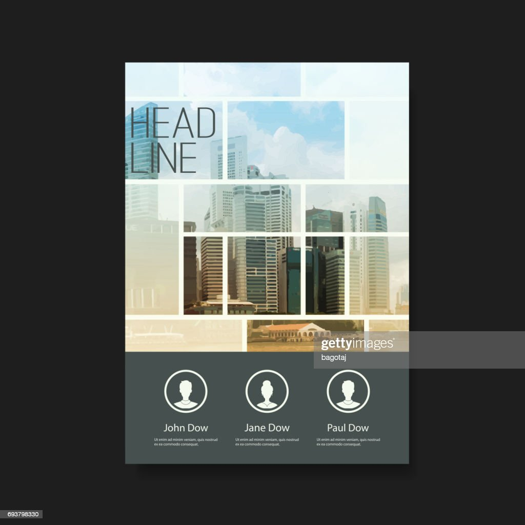 Flyer or Cover Design - Business