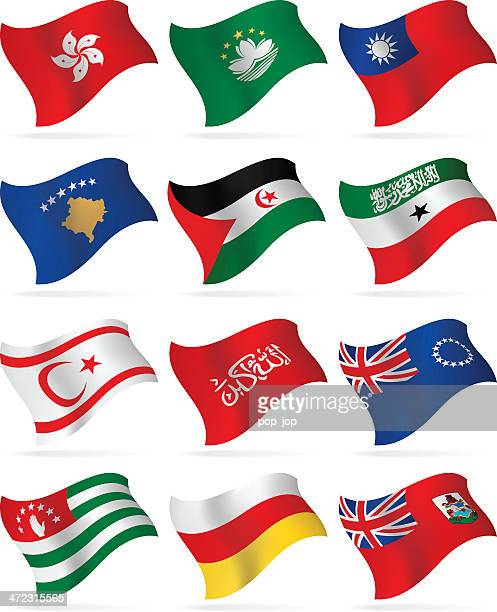 Flying Flags Collection - additional countries