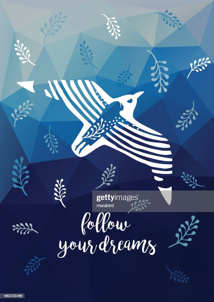 Flying Girl - Follow Your Dreams