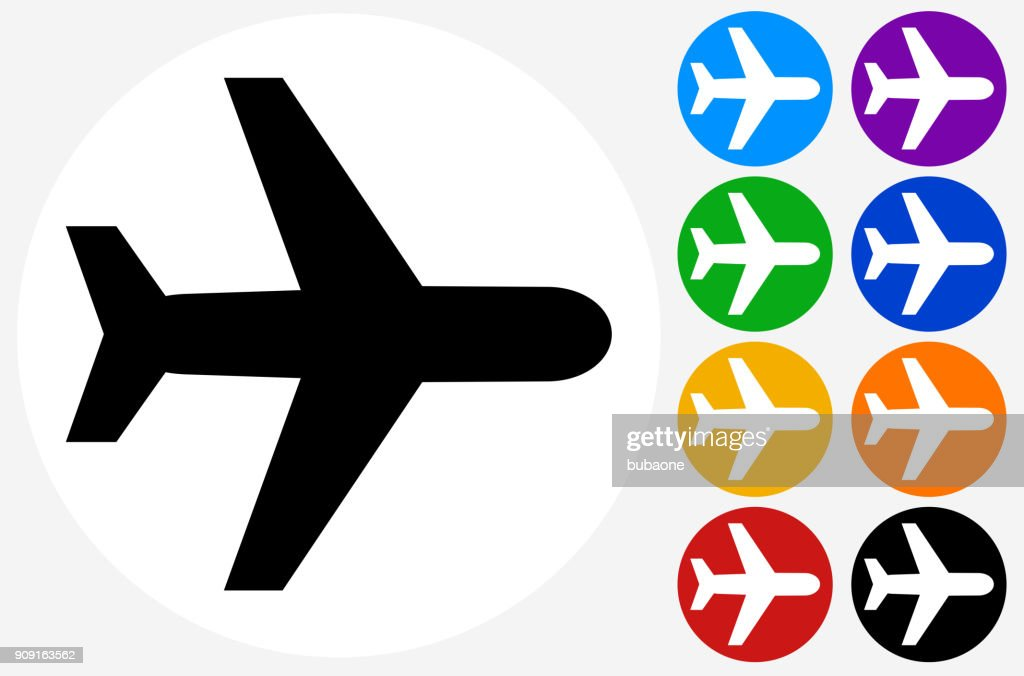 Flying Plane. : stock illustration