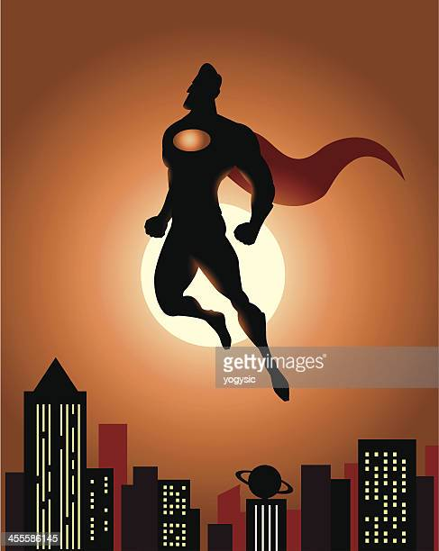 Superman Superhero Stock Illustrations And Cartoons ...