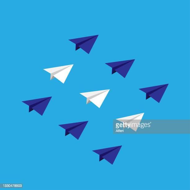 一緒に飛ぶ - エルサルバドル国旗点のイラスト素材/クリップアート素材/マンガ素材/アイコン素材
