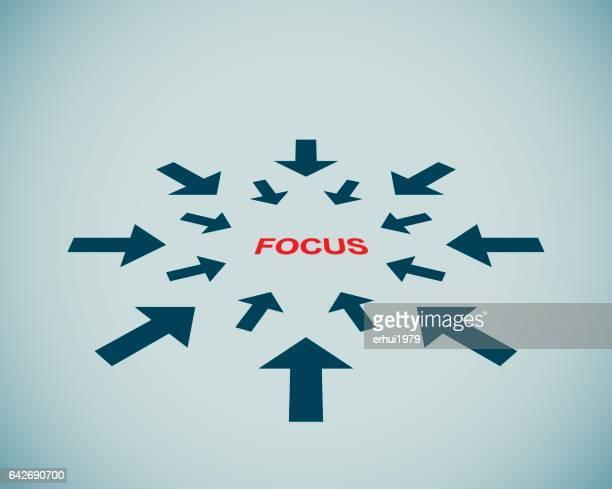 focus - concept