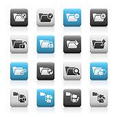 Folder Icon Set 1 // Matte Series