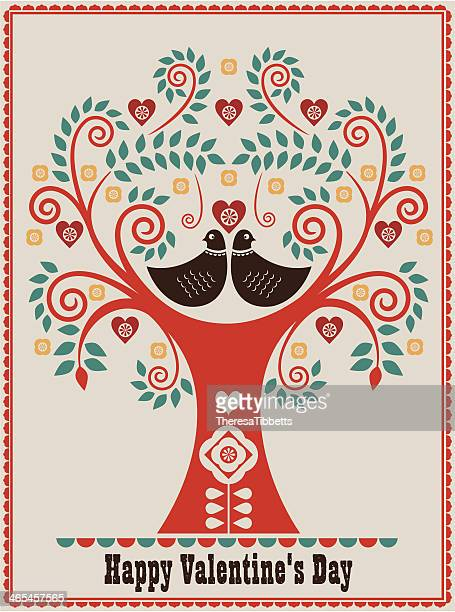 Folklore Love Tree