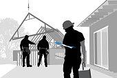 Follow Instructions House Construction