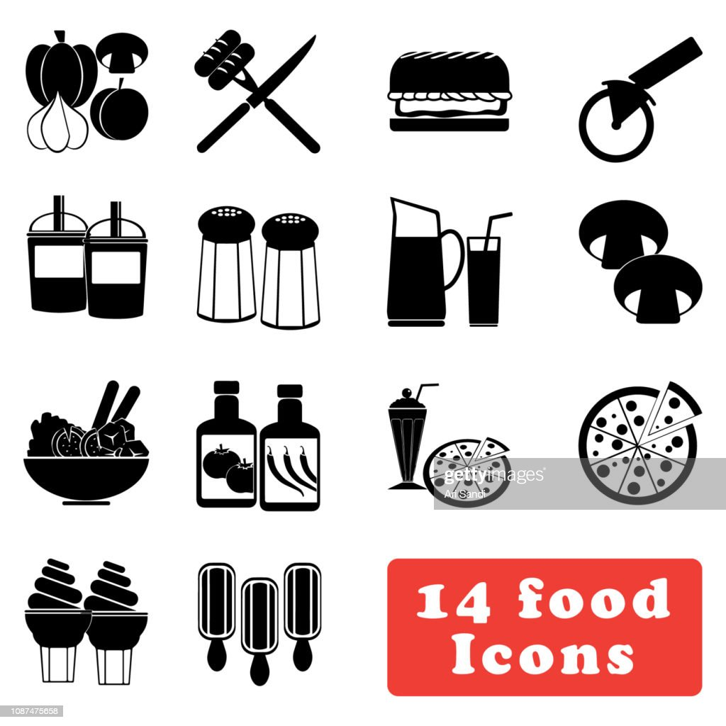 Food and Drink Icon best for your web and mobile app