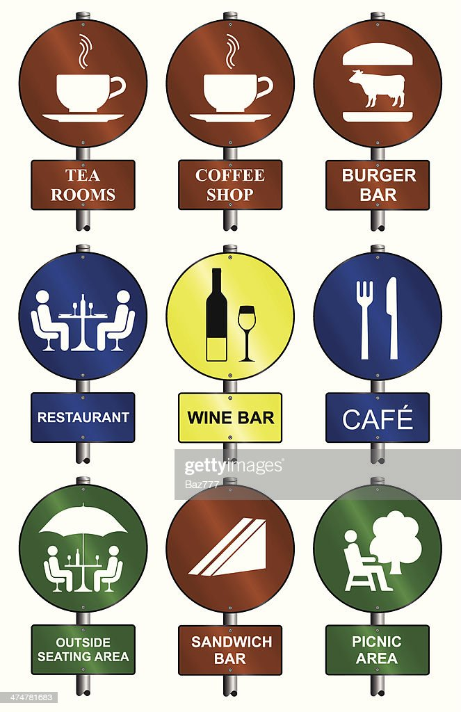 Food and Drink signpost