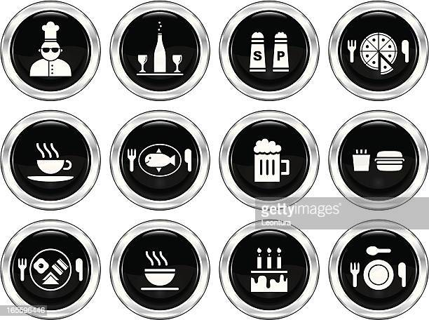 Food and Drink | The Blackest Icon Series