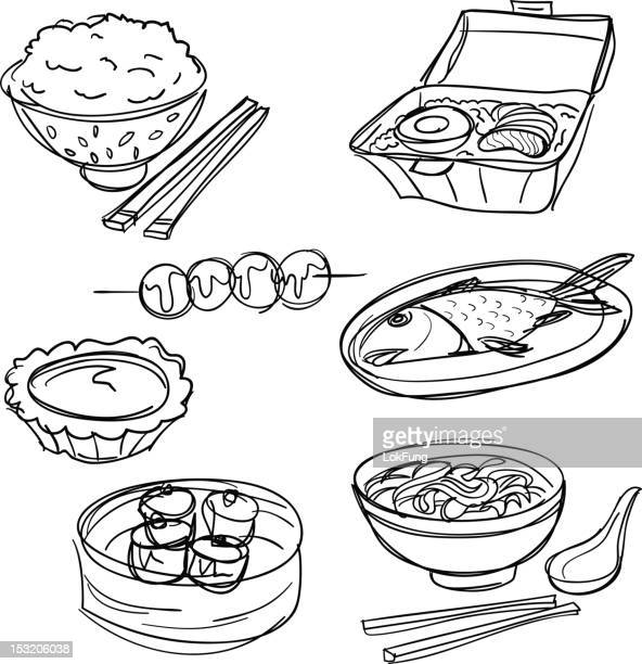 World's Best Dim Sum Stock Illustrations - Getty Images