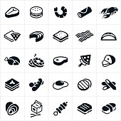 Food Cuisines Icons