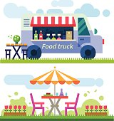 Food delivery. Picnic