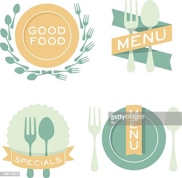 Food Eating Symbols