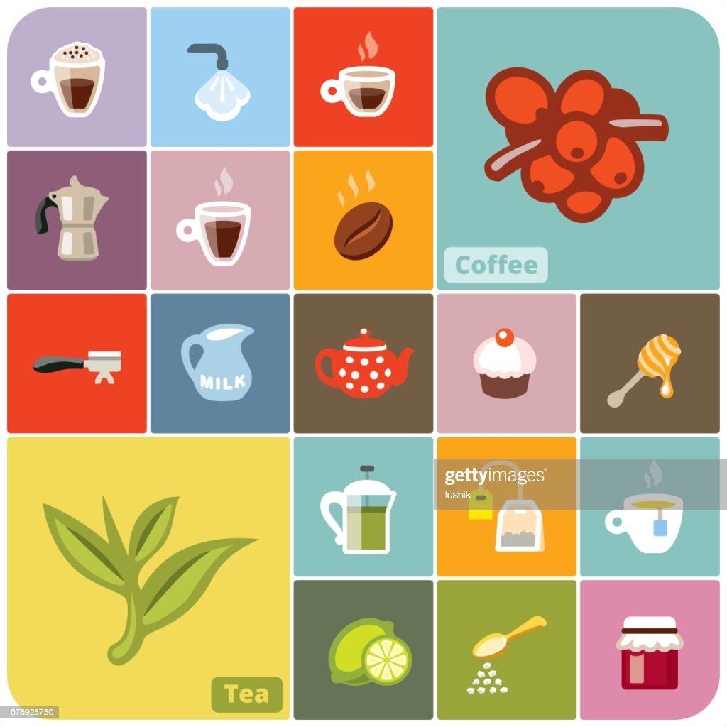 Food Knolling : stock illustration