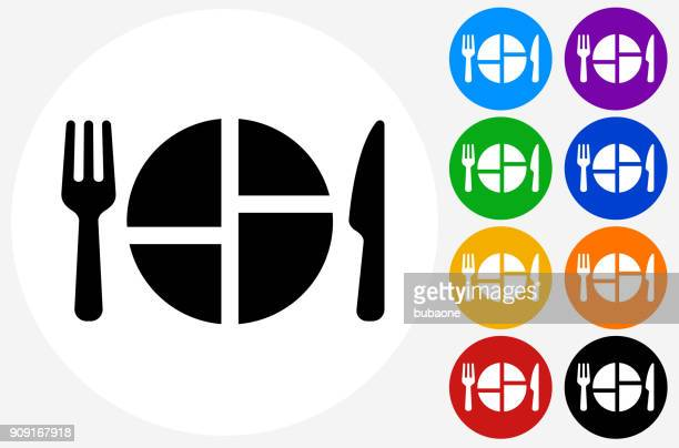 food serving. - serving size stock illustrations, clip art, cartoons, & icons