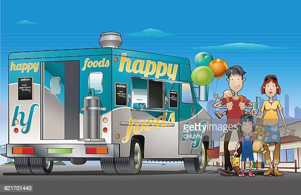 Food truck weekend