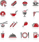 Food Vector Icon Set 2 // Redico Series