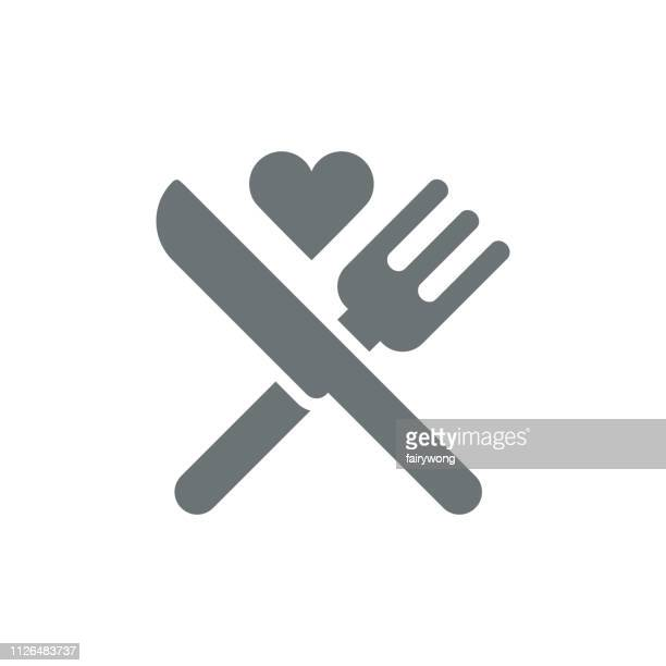 Food with Love icon