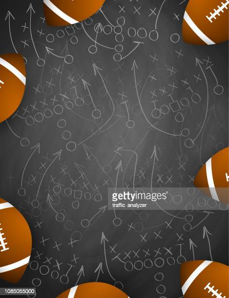 football background - american football sport stock illustrations