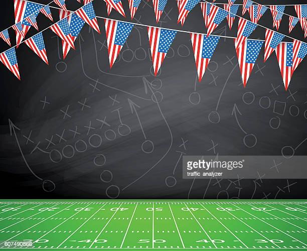 football background - safety american football player stock illustrations, clip art, cartoons, & icons