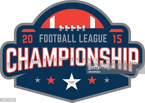football championship-logo - the championship football league stock-grafiken, -clipart, -cartoons und -symbole