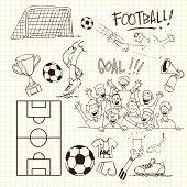 Football Doodle