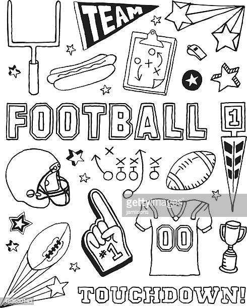 Football Doodles