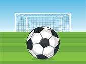 Football Goal field