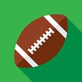 Football Icon Flat
