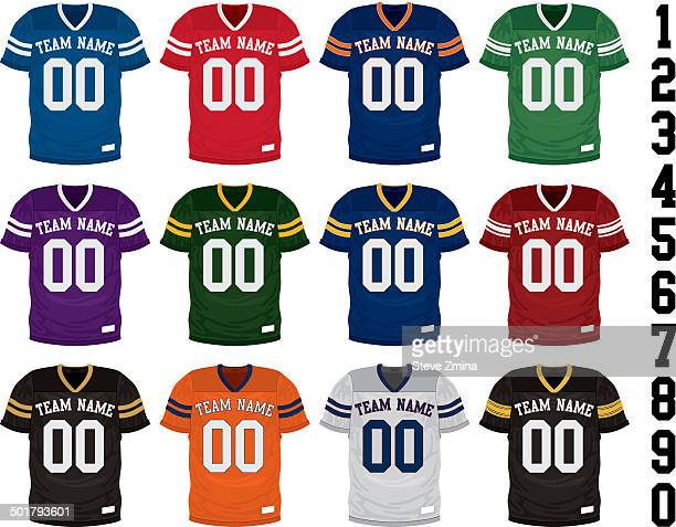 Football Jersey Collection
