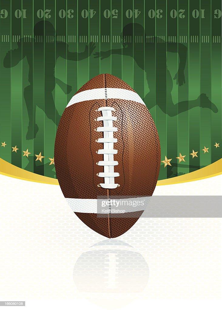 Football Kickoff Background
