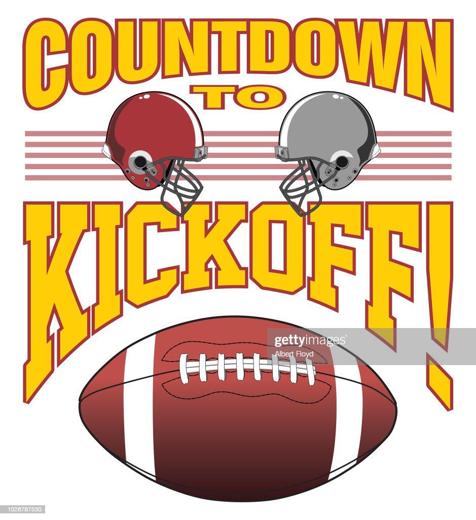 Football - Kickoff